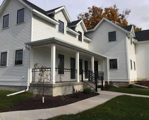 Hibbard Farmhouse Apartments
