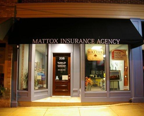 Mattox Insurance Facade Improvement – Sterling, IL