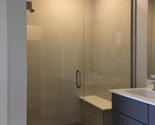 Townhome Shower