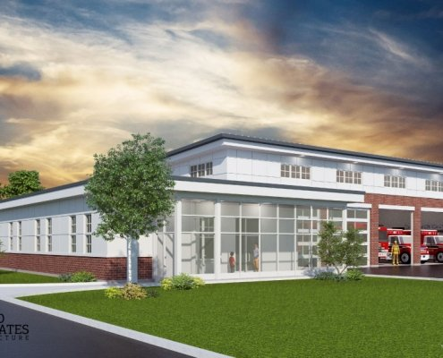 Proposed Fire Station